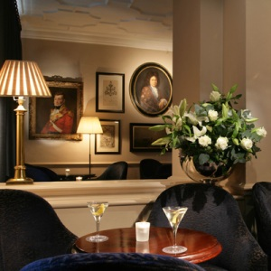 An oasis of classy, clubby and unpretentious charm & home to one of the best martinis in the world