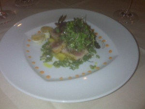 Tuna Chaat Starter