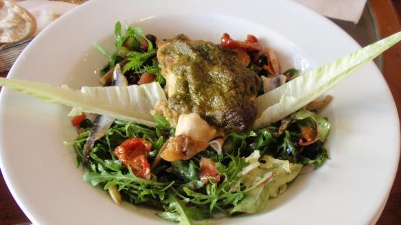 Brittany Ferries Mont St. Michel (Le Comptoir de Saveurs) - Chicken Salad