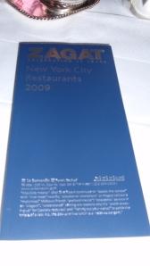 Le Bernardin - Zagat Special Edition