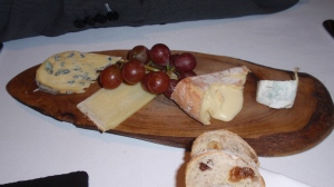 Course 6: Cheese Platter