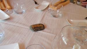 Our table – 'quietude'