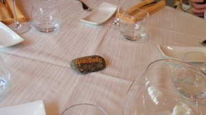 Our table – 'quietude'