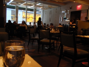 maze @ The London NYC - Dining Area