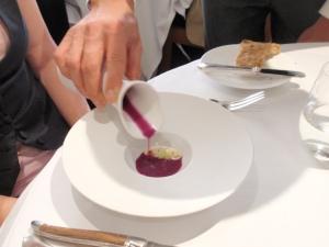 Red Cabbage Gazpacho 1