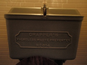 Jamie's Italian - The Real Crapper