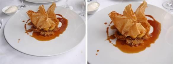 Dessert 2: Gascon Apple Pie
