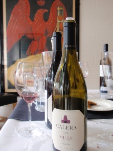 Rock Star: 2006 Calera Mills Vineyard Pinot Noir (£29.65/bottle)