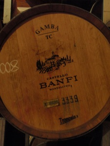 finest french oak and gamba italian barrels (the best)