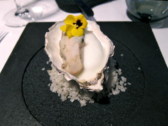 Oyster at Hedone