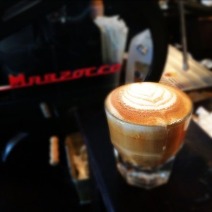 Cortado at Sweetleaf